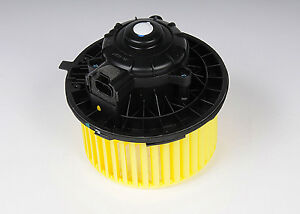 Genuine GM Blower Motor 22741027
