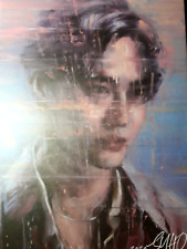 Suho (EXO) 1st Solo mini-album Self-Portrait - Archive #1 vers. with postcards