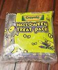 20 RARE Vintage Packs Crayola Crayons 2001 Halloween Discontinued Colors NIB
