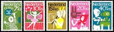 NVPH 830-834 POSTFRIS KINDERZEGELS CAT.WRD. 3,70 EURO