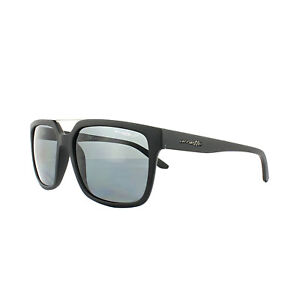 Arnette Sunglasses Petrolhead 4231 01/81 Matt Black Gray Polarized