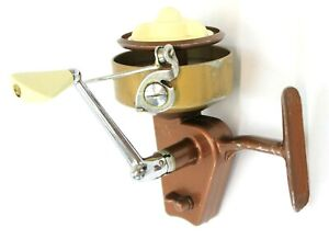 VintageTrue Temper Saltwater Spinning Reel - Model 333 - Italy