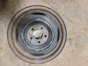 Steel Wheel 15x6 Fits 1980 IMPALA 742014