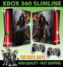 Cover e adesivi Xbox 360 S in vinile per videogiochi e console