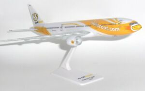 Boeing 777-200 NokScoot Thailand Premier Models Collectors Model Scale 1:250