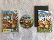 Wii Nintendo Game - CHICKEN RIOT - Complete with Instructions