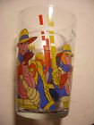 ITF GALAXY RANGERS French drinking glass verre à moutarde 1988