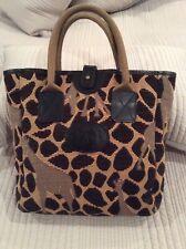 LIZ COX Animal print Handbag