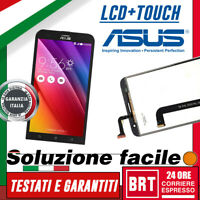 DISPLAY LCD+TOUCH SCREEN ORIGINALE X ASUS ZENFONE 2 SELFIE ZE551KL Z00UD SCHERMO