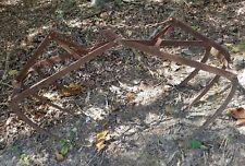 Antique Ashland Hay Claw Grapple Hook 3 Tine Farm Barn Tool