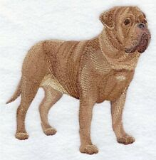 Dogue de Bordeaux, Hand Towel, Embroidered, Custom, Personalized, Dog,