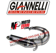 MF0142 - MARMITTA RACING GIANNELLI APE 50 CORSA LUNGA MOTORE PARMAKIT DR 130 150