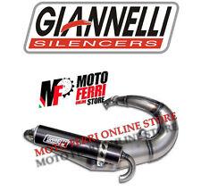 MF0142 - MARMITTA RACING GIANNELLI APE 50 CORSA LUNGA MOTORE MALOSSI DR 130 150