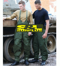 Swedish army surplus thermal extreme cold weather trousers