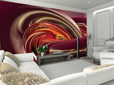 Abstract 3D Wall Mural Photo Wallpaper GIANT WALL DECOR Paper Poster Free Paste