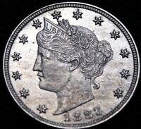 1883 Liberty Nickel  No Cents   R6h-51-899