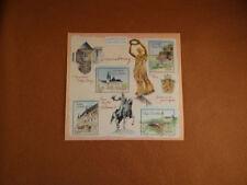 carnet timbres Capitales Europééenes : Luxembourg bloc 64 2003