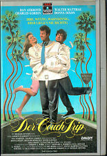 (VHS) Der Couch-Trip - Dan Aykroyd, Walter Matthau, Charles Grodin, Donna Dixon