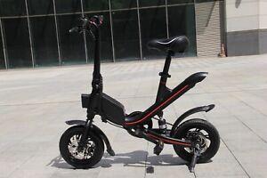 "brand new folding electric bike. 250W. Tyre size 12"". 18kg weight. UK STOCK"