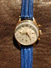 Baume & Mercier Geneve 18k Swiss made mens vintage 1940's watch.