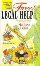 Free! Legal Help: Swing the Scales of Justice in Your Favor!!, Lesko, Matthew,18