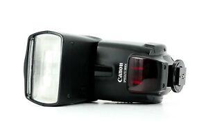 Canon 580EX Speedlite Flash Unit Flashgun