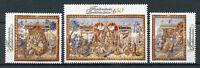 Liechtenstein 2018 MNH Princely Treasures Tapestries 3v Set Art Cultures Stamps