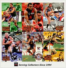 1995 Select AFL Trading Card Series 2 Complete Base Card Set (200)