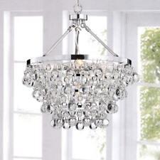 Indoor 5-light Luxury Crystal Chandelier
