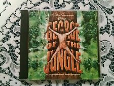George of the Jungle by Various Artists (CD, Jun-1997, Walt Disney) NM