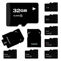 2GB 4GB 8GB 16GB Mini SD Card TF Flash Memory MicroSD Micro KN
