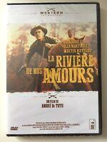 DVD NEUF *** LA RIVIERE DE NOS AMOURS *** WESTERN - KIRK DOUGLAS