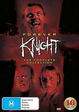 Forever Knight the Complete Collection Season 1 -3 NEW R4 DVD