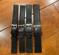 Leather Watch Strap Movado Style Replacement