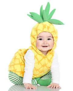 Carter's Baby Halloween Costume, Little Pineapple, Size 18 Months