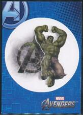 2012 Avengers Assemble Stickers Trading Card #S4 The Avengers