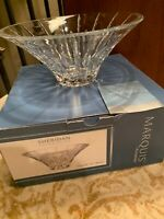 """Marquis By Waterford Crystal Sheridan 10"""" Inch Flared Bowl"""