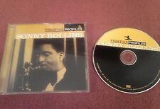 "Sonny Rollins ""Prestige Profiles"" 2006 CD Album. 10 tracks.  MINT"