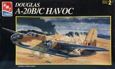 AMT ERTL 1:48 Douglas A-20 B/C Havoc Plastic Model Kit #8644U