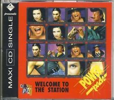Powerpack-Welcome to the station 3 TRK CD MAXI 1993