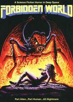 Forbidden World (1982 Jesse Vint) (Mutant) (2 Disc, Directors Cut) DVD NEW