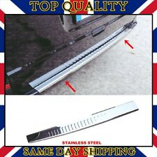 Chrome Rear Bumper Protector Trim Cover S.STEEL Mercedes W639 Vito 2003-2014