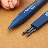 2B Bleistift stift Fallbleistift Druckbleistift mit 6 Schwarz