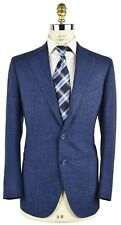 NEW CESARE ATTOLINI SUIT WOOL AND LINEN  SIZE 40 US 50 EU R7  ATS148
