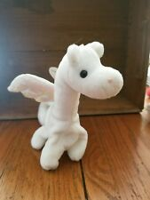 Ty Beanie Baby 1995 Magic Dragon Style with Tag Errors