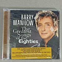 Barry Manilow Greatest Songs of the 80s music CD Never Gonna Give You Up new