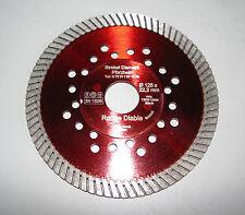 Hoja diamantada 125 granito Disco de diamante para corte COMO RED DEVIL