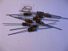 Resistor 51 Ohm 1W 5% Carbon Composition - NOS Qty 10