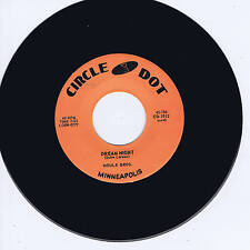 THE HOULE BROTHERS - DREAM NIGHT (HOT DUET GUITAR ROCKABILLY BOPPER) NEW REPRO