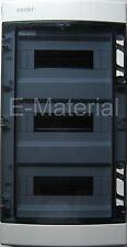 Feuchtraumverteiler 3-reihig IP55  Unterverteilung, Haubenverteiler - Verteilung